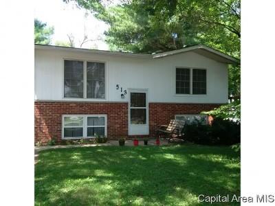Rochester Single Family Home For Sale: 513 Sattley