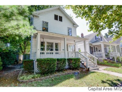 Single Family Home For Sale: 1130 S College St.