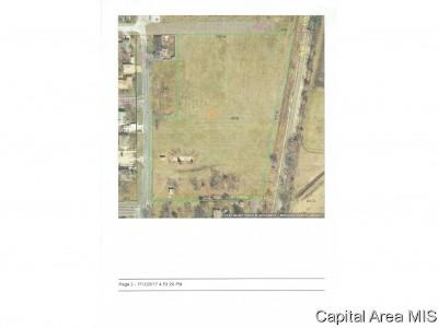 Virden Residential Lots & Land For Sale: 7 Acres N Dye