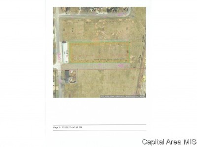 Virden Residential Lots & Land For Sale: 10 Lots E Union
