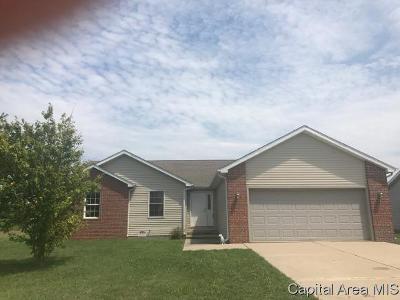 Elkhart Single Family Home For Sale: 414 Blue Stem Dr