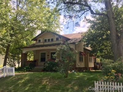 Petersburg Single Family Home For Sale: 322 W Monroe St