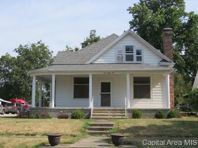 Winchester Single Family Home For Sale: 125 E Jefferson
