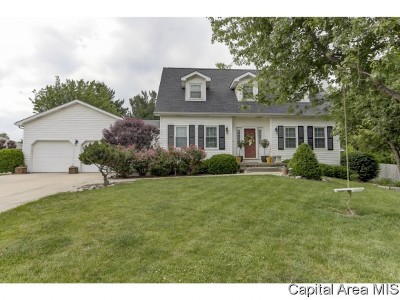 Chatham Single Family Home For Sale: 6 Abbey Ct