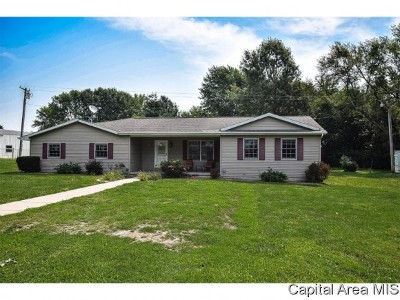 Girard Single Family Home For Sale: 32530 Route 4