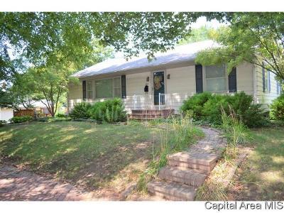 Virginia Single Family Home For Sale: 301 S Morgan