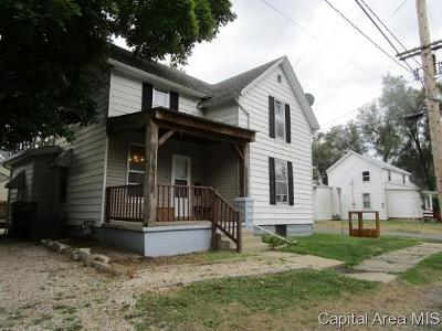 Jacksonville Single Family Home For Sale: 203 E Chambers St