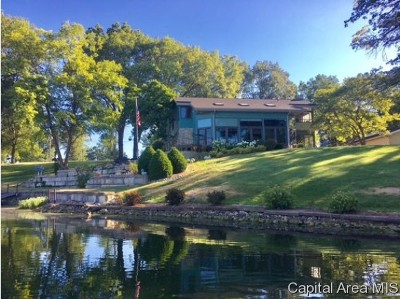 Petersburg Single Family Home For Sale: 99 Almond Ln
