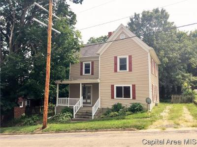 Petersburg Single Family Home For Sale: 222 W Jackson St