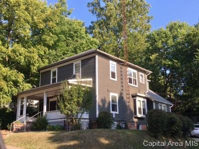 Petersburg Single Family Home For Sale: 217 W Rutledge Ave