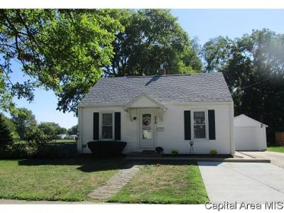 Jacksonville Single Family Home For Sale: 426 Caldwell St