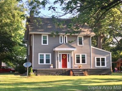 Petersburg Single Family Home For Sale: 323 W Rutledge Ave