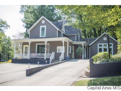 Petersburg Single Family Home For Sale: 703 Old Salem Rd