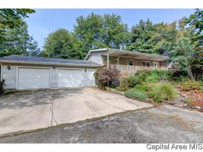Chatham Single Family Home Pending Continue to Show: 4866 Spaulding Orchard Rd