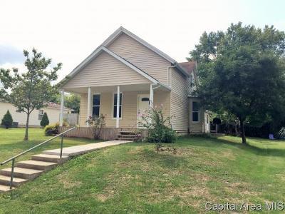 Virginia Single Family Home For Sale: 432 E Grant St