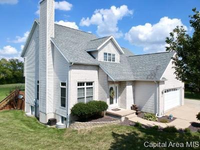 Jacksonville Single Family Home For Sale: 402 James Creek Ln