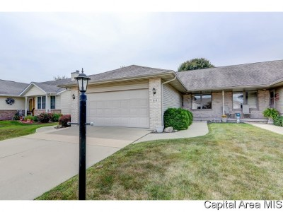 Chatham Single Family Home For Sale: 212 Eagle Ridge Dr