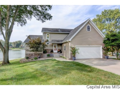 Petersburg Single Family Home Pending Continue to Show: 26 Apple Pt
