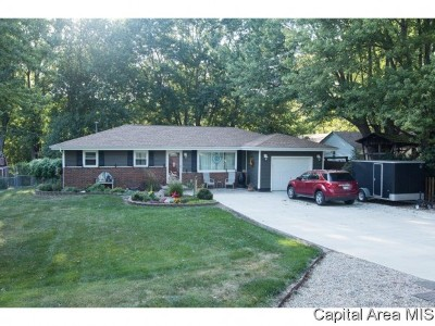 Rochester Single Family Home For Sale: 337 N Park