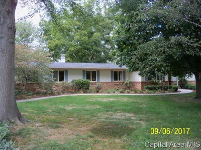 Jacksonville Single Family Home For Sale: 209 Leland Lake Dr