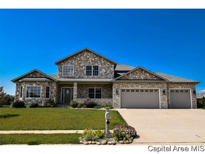 Chatham Single Family Home For Sale: 203 Silvertree