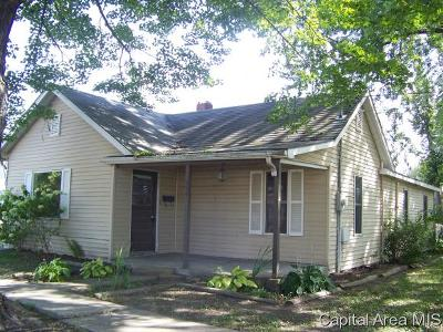 Petersburg Single Family Home For Sale: 604 N 5 Th