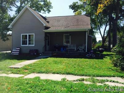 Girard Single Family Home For Sale: 315 W Center St