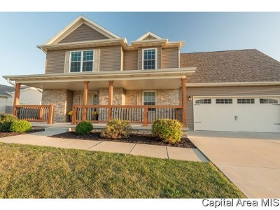 Chatham Single Family Home For Sale: 618 Jetty Dr