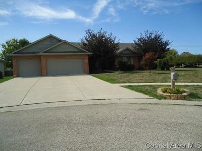 Springfield Single Family Home For Sale: 2901 Ladera Dr