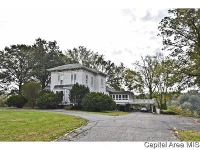 Petersburg Single Family Home For Sale: 404 W Washington