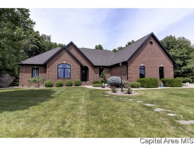 Rochester Single Family Home For Sale: 4825 Sage Road