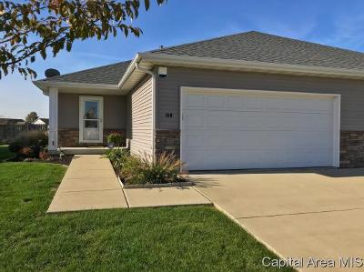 Chatham Single Family Home For Sale: 150 Jennifer Ct