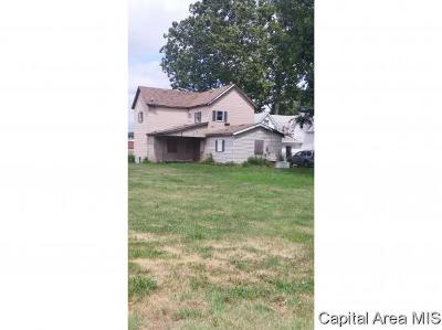 Springfield Residential Lots & Land For Sale: 1024 S 11th