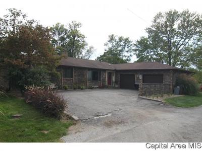 Girard Single Family Home For Sale: 15441 N Circle Dr