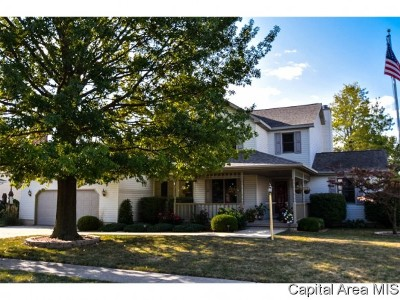 Chatham Single Family Home For Sale: 512 Teal Dr
