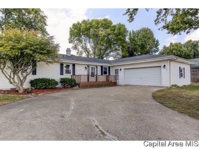 Pawnee Single Family Home For Sale: 1211 4th St.