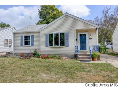 Springfield Single Family Home For Sale: 2224 S Spring St