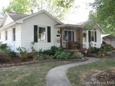 Springfield Single Family Home For Sale: 3100 Carman Ave