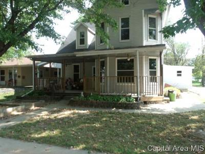 Winchester Single Family Home For Sale: 172 S Main St