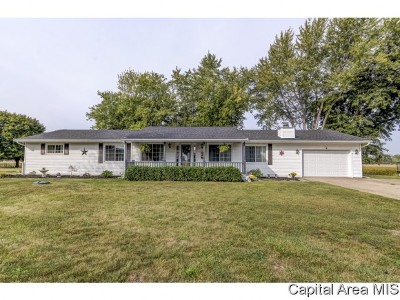 Springfield Single Family Home For Sale: 4 Acadia Ct