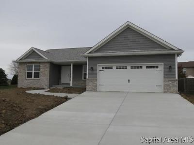 Chatham Single Family Home For Sale: 343 Osteen Ln