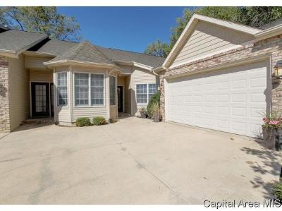 Chatham Single Family Home For Sale: 307 Boulder Creek Drive
