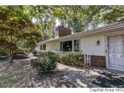 Petersburg Single Family Home For Sale: 12497 Price St