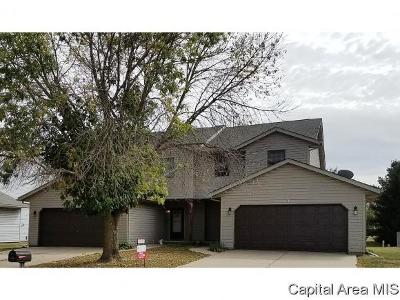 Chatham Multi Family Home For Sale: 302 304 Wintergreen