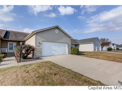 Chatham Single Family Home For Sale: 124 Jennifer Ct