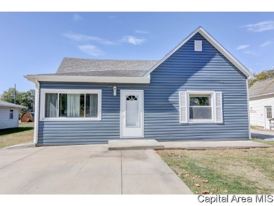 Riverton Single Family Home For Sale: 925 N 5th St
