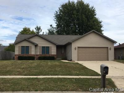 Springfield Single Family Home For Sale: 2820 Haverford Rd