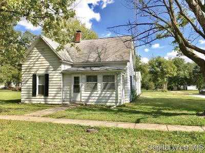 Chapin Single Family Home For Sale: 414 Ash St