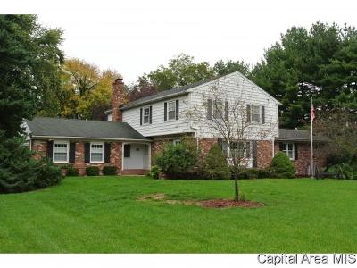 Chatham Single Family Home For Sale: 909 W Walnut St