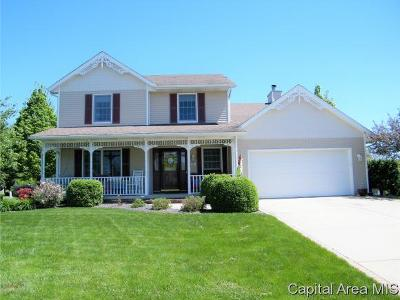 Chatham Single Family Home For Sale: 206 Gloucester Ct
